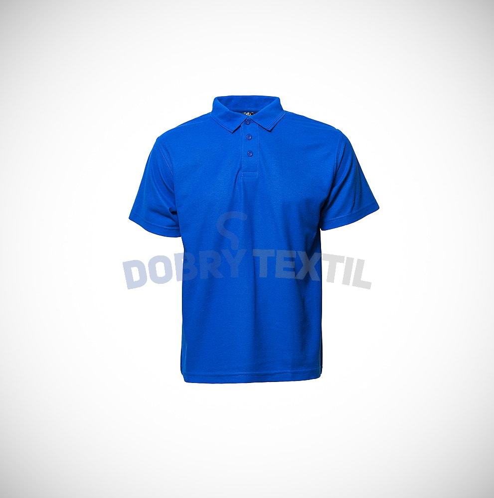 949e696c950 Hladká pánská polokošile Hladká pánská polokošile Královská modrá