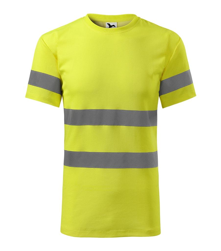 Reflexní tričko Adler - Reflexní žlutá | XL