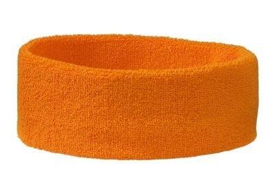 Sportovní čelenka MB042 - Oranžová