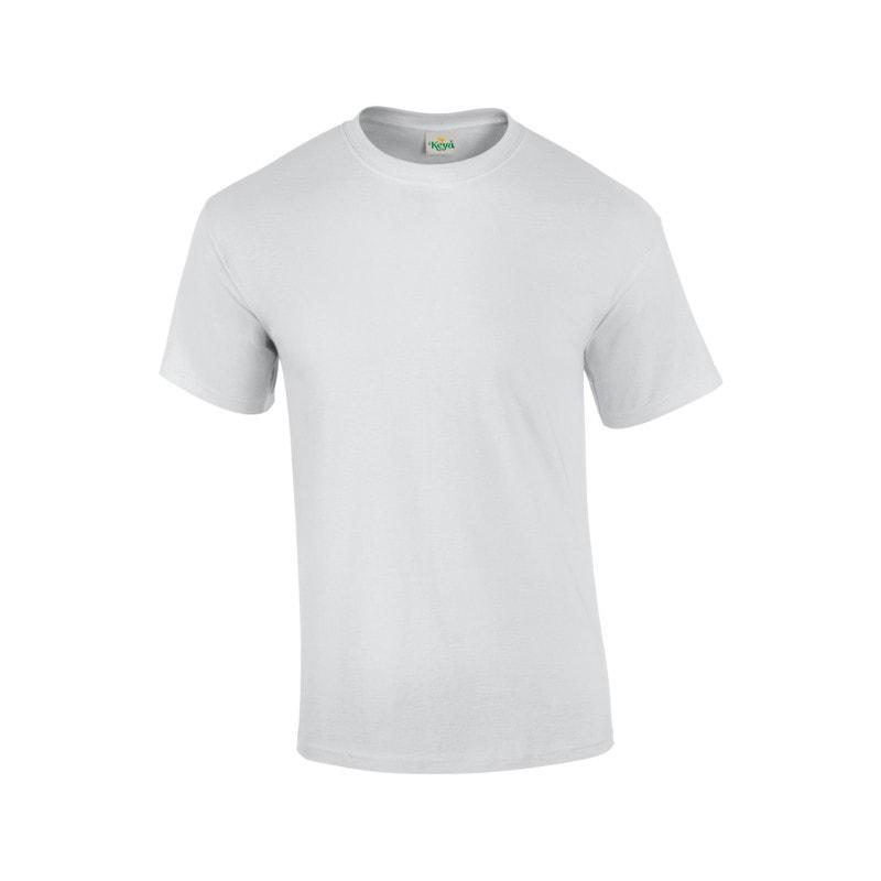 Pánské tričko ECONOMY - Bílá | XXL