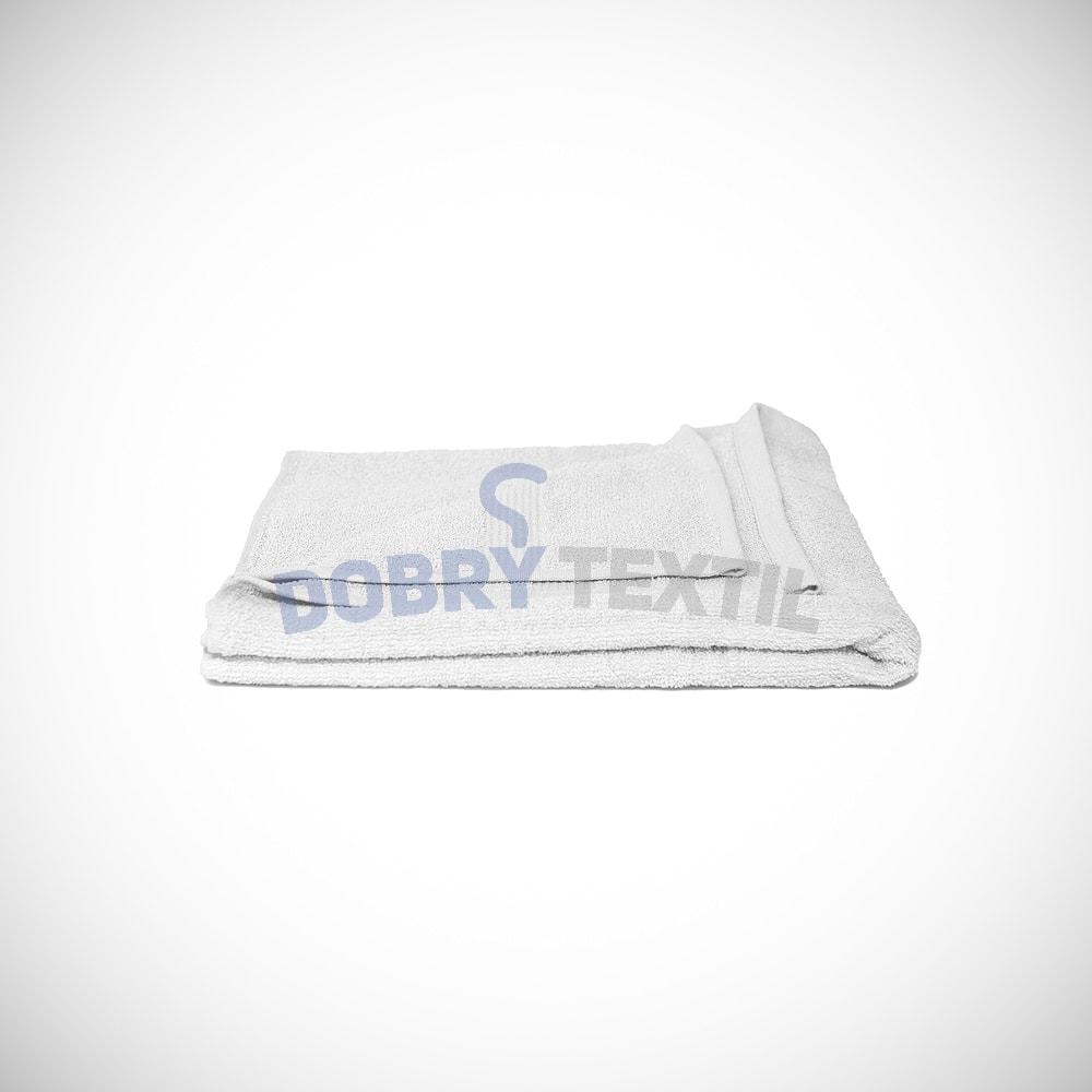 Reklamní ručník 50x100 - Bílá | 50 x 100 cm
