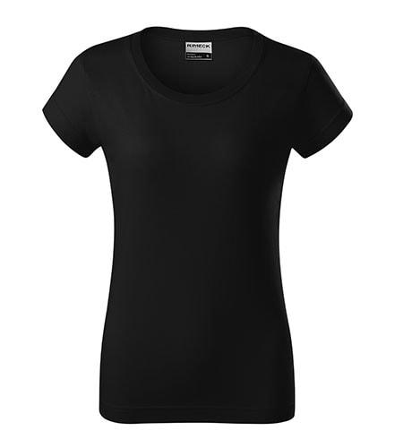 Dámské tričko Resist heavy - Černá | M