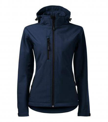 Dámská softshellová bunda Performance - Námořní modrá | S