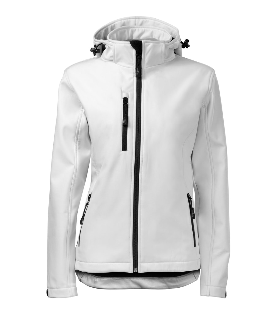 Dámská softshellová bunda Performance - Bílá | XS