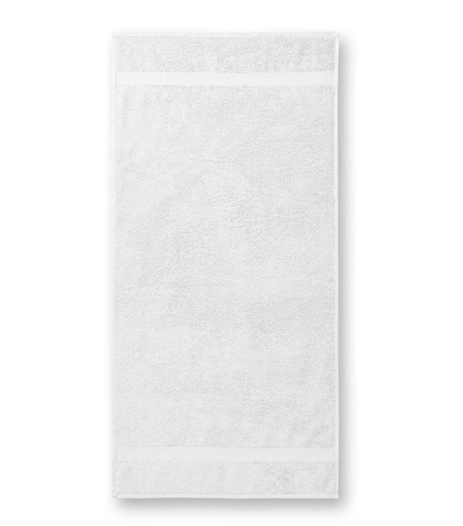 Ručník Terry Towel - Bílá | 50 x 100 cm