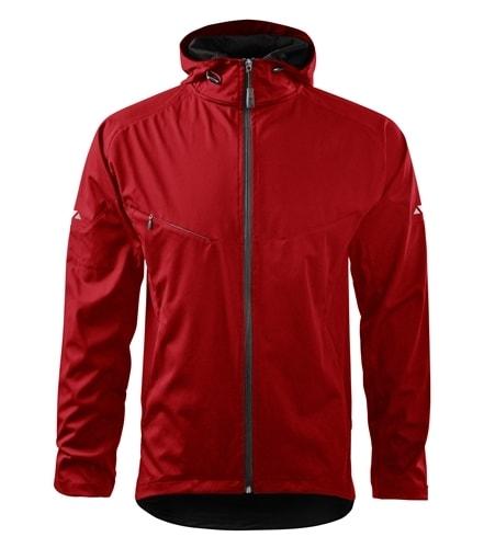 Adler Pánska bunda Cool - Červená | XXXL
