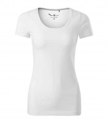 Dámské tričko Action - Bílá | XL