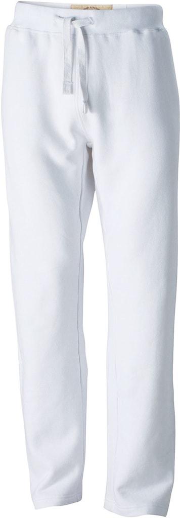 Pánské sportovní tepláky JN945 - Bílá   XL