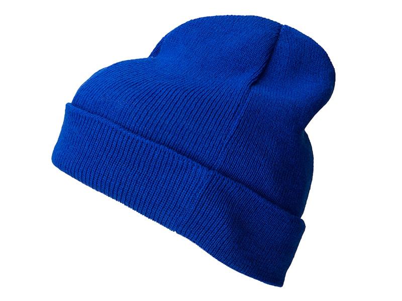 Lehká zimní čepice MB7112 - Královská modrá
