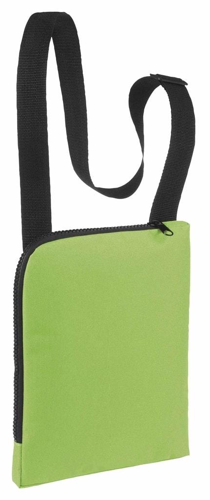 Taška na dokumenty BASIC - Májová zelená