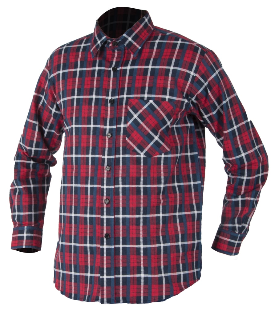 Pracovní flanelová košile Jonah - 39-40