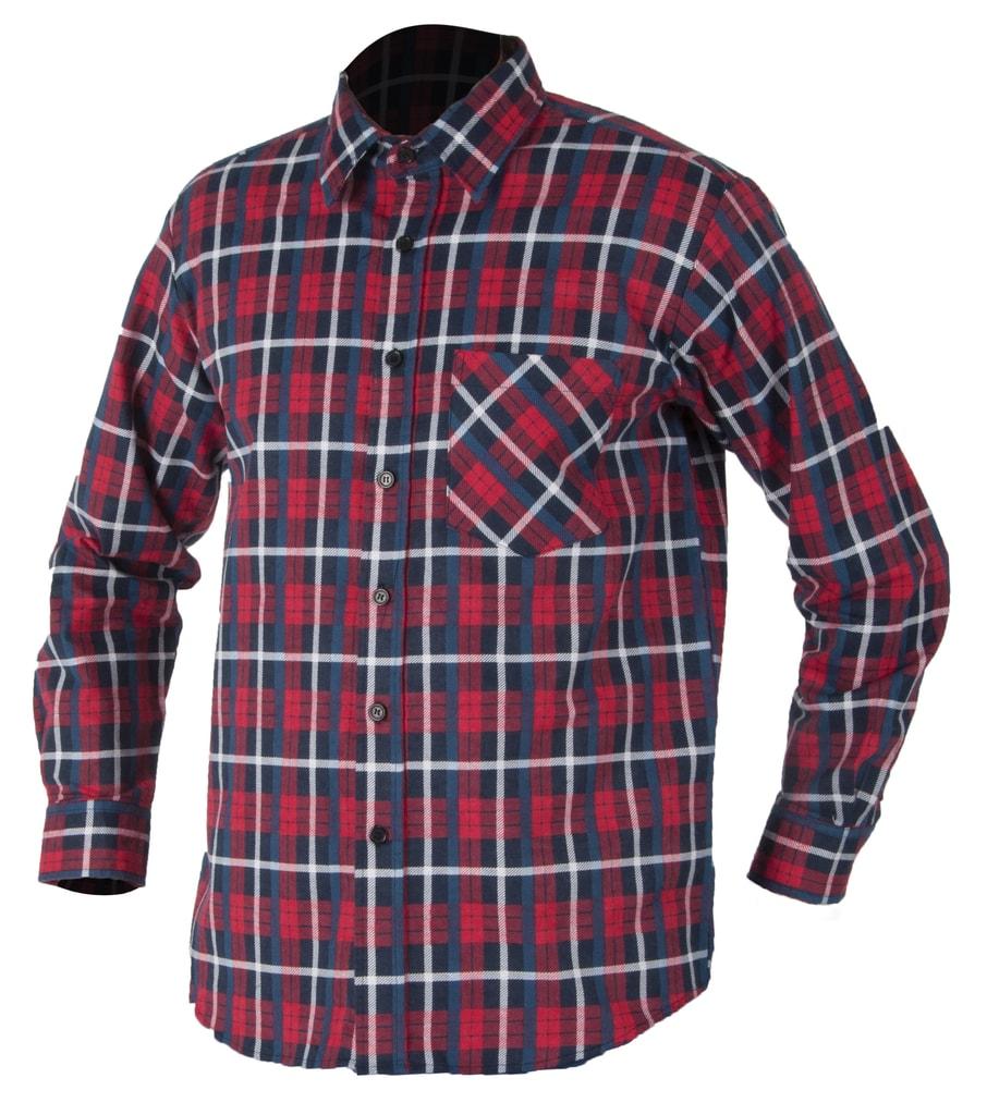Pracovní flanelová košile Jonah - 43-44