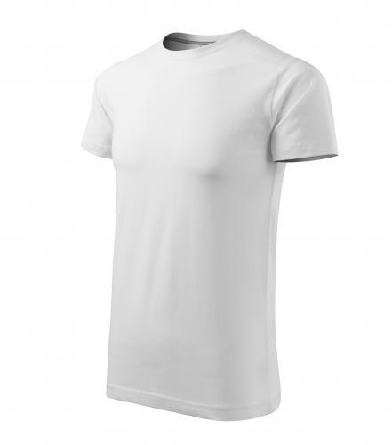 Pánské tričko Action - Bílá | XL
