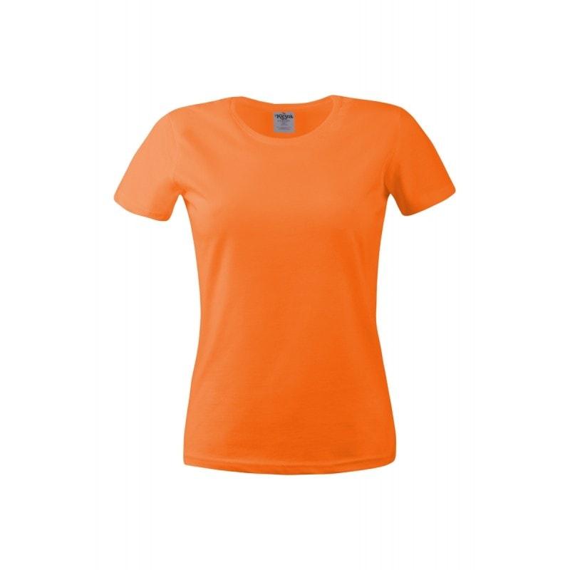 Dámské tričko EXCLUSIVE - Oranžová | S