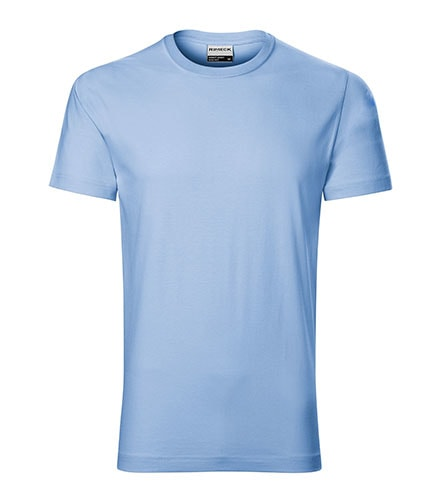 Pánské tričko Resist - Nebesky modrá | XXXXL