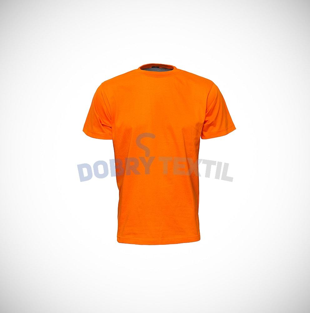 Dětské tričko CLASSIC - Oranžová | 110