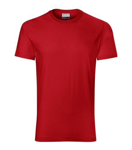 Pánské tričko Resist - Červená | XXXXL