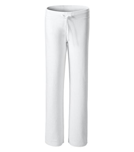 Dámské tepláky Comfort - Bílá | XL