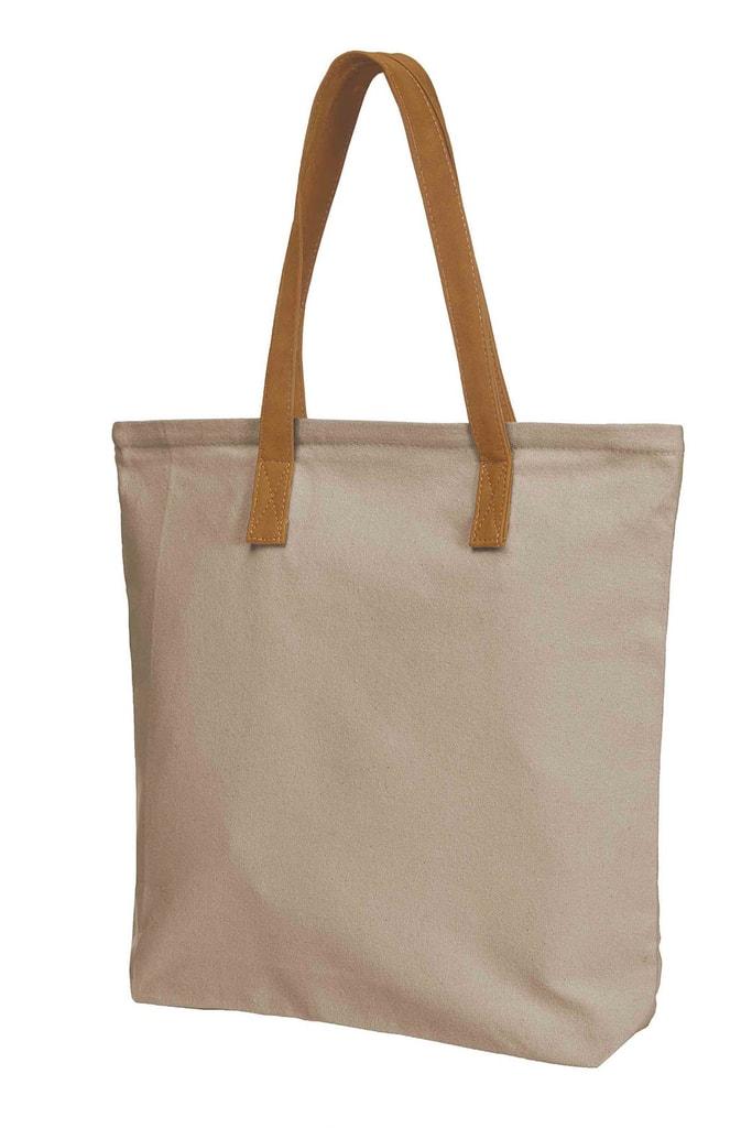 Nákupní taška SPIRIT - Hřejivě šedá