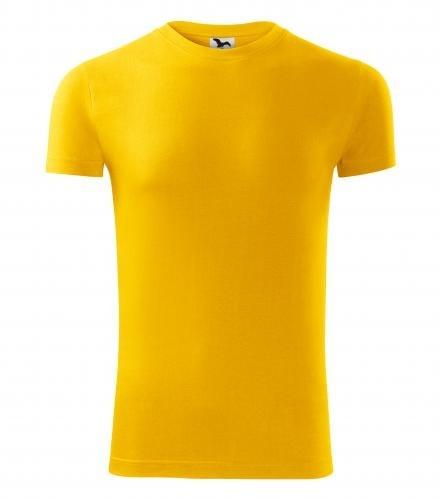 Pánské tričko Replay/Viper - Žlutá | S