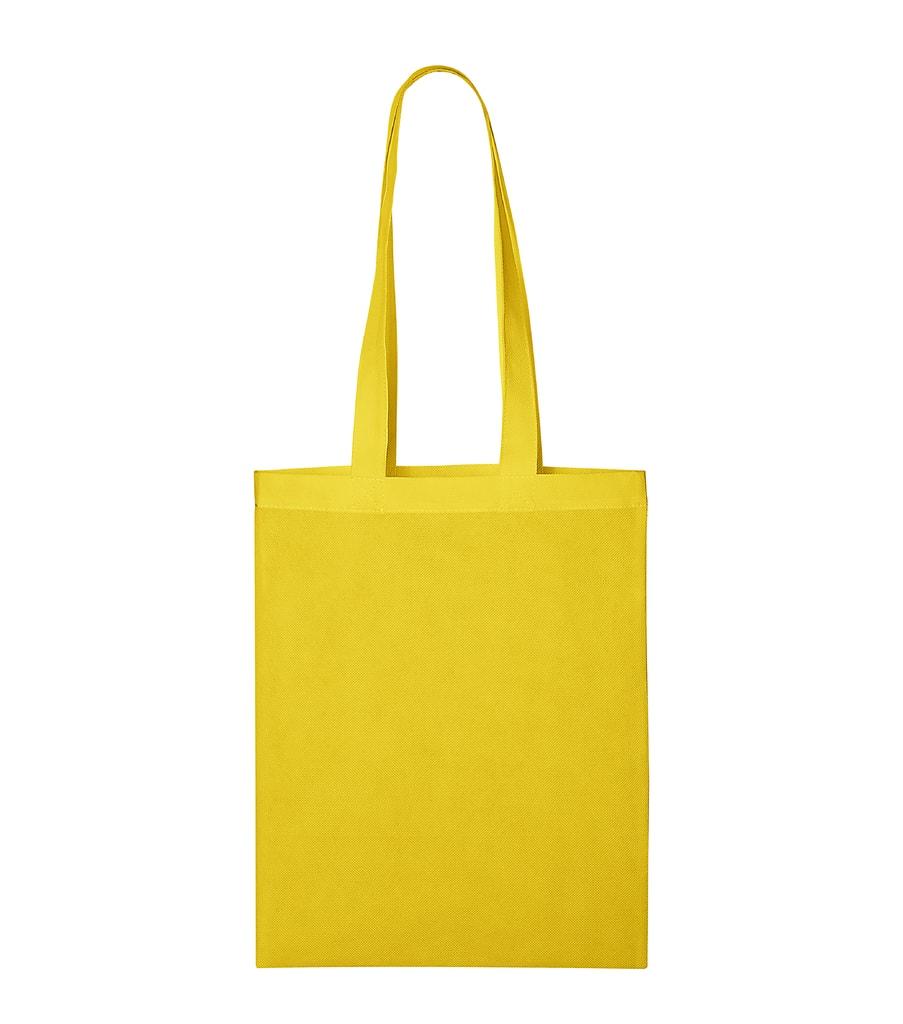 Malá nákupní taška Bubble - Žlutá | uni