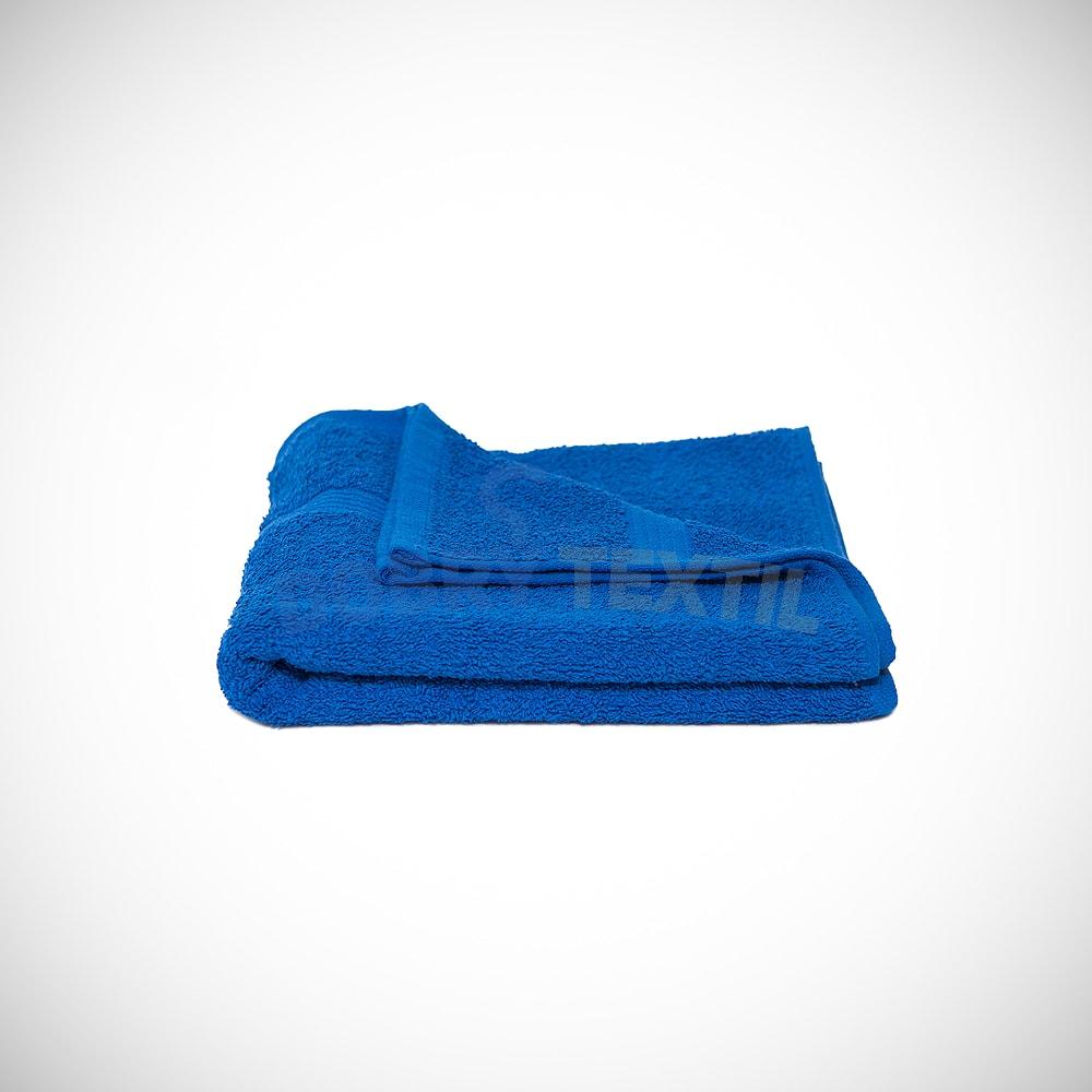 Reklamní osuška 70x140 - Královská modrá | 70 x 140 cm