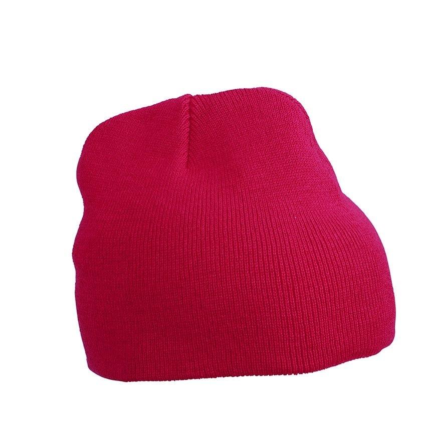 Pletená čepice MB7580 - Růžová | uni
