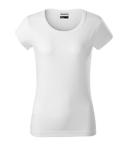 Dámské tričko Resist - Bílá | XL
