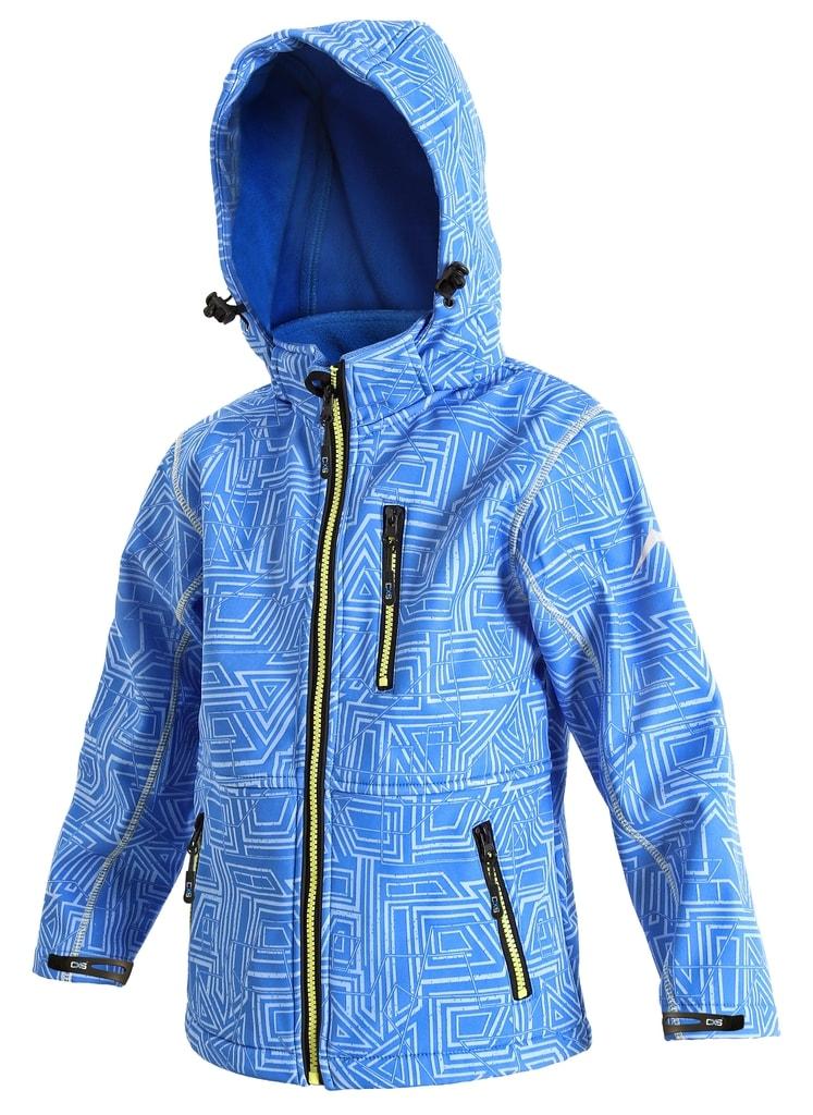 Dětská softshellová bunda DERBY - 150 cm