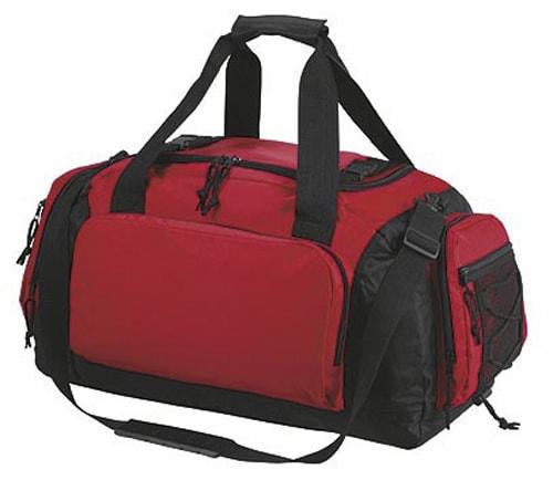 Velká cestovní taška SPORT - Červená