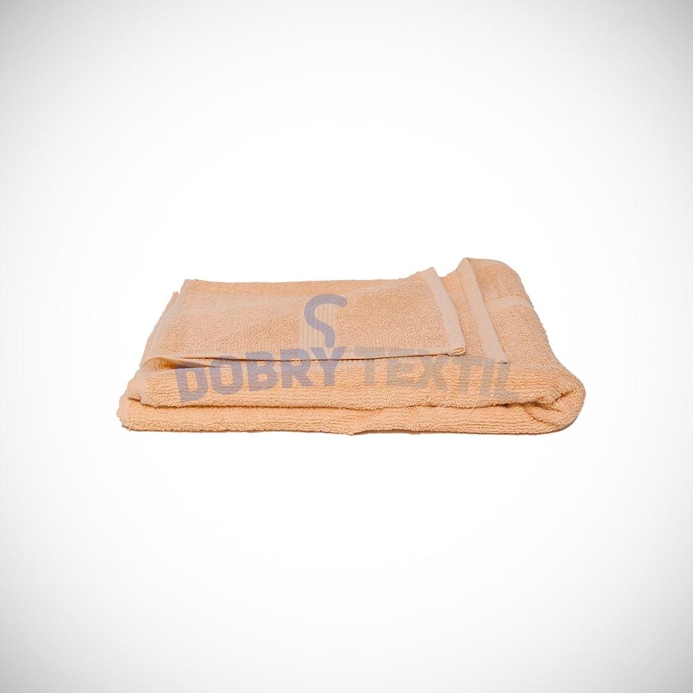 Reklamní ručník 50x100 - Broskvová | 50 x 100 cm