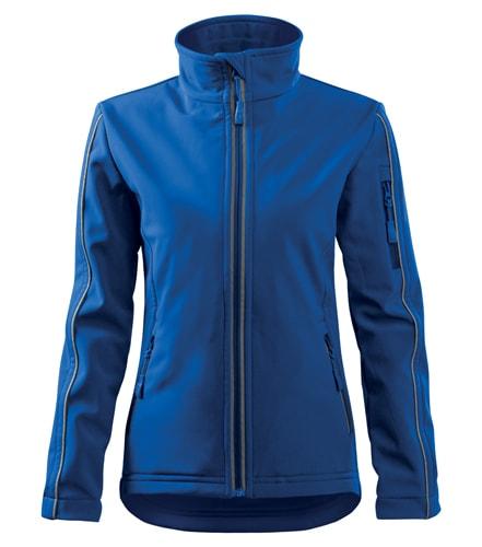 Dámská softshellová bunda Jacket - Královská modrá | L
