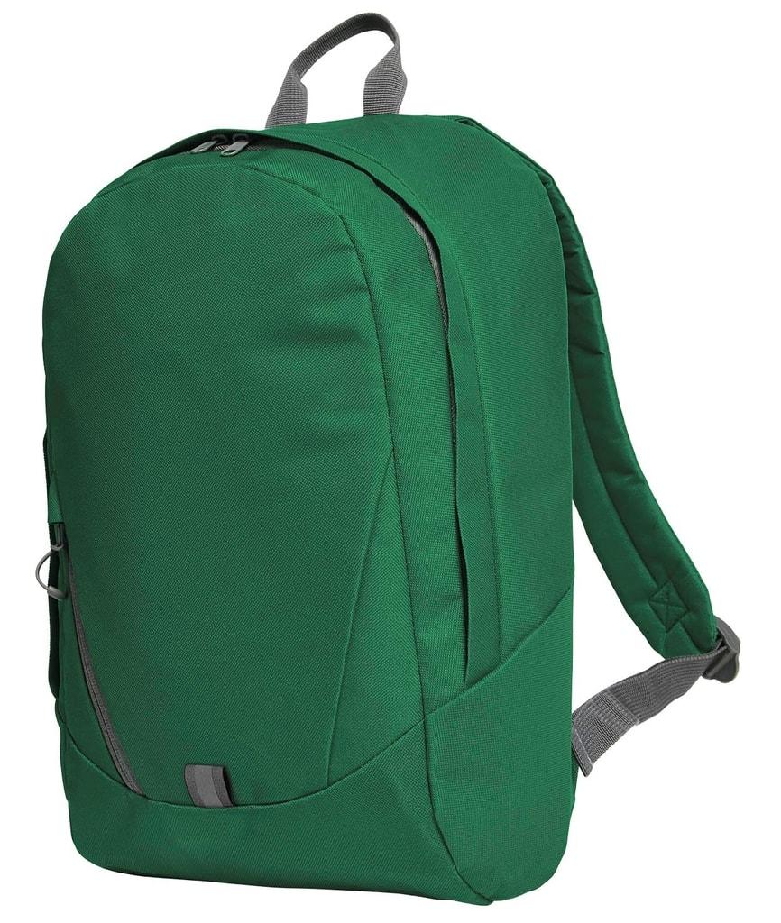 Školní batoh SOLUTION - Zelená