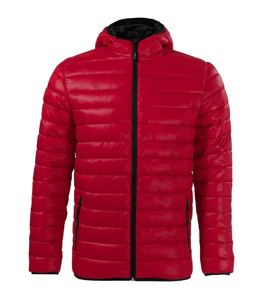 Adler Pánska bunda Everest - Jasná červená | XXXL