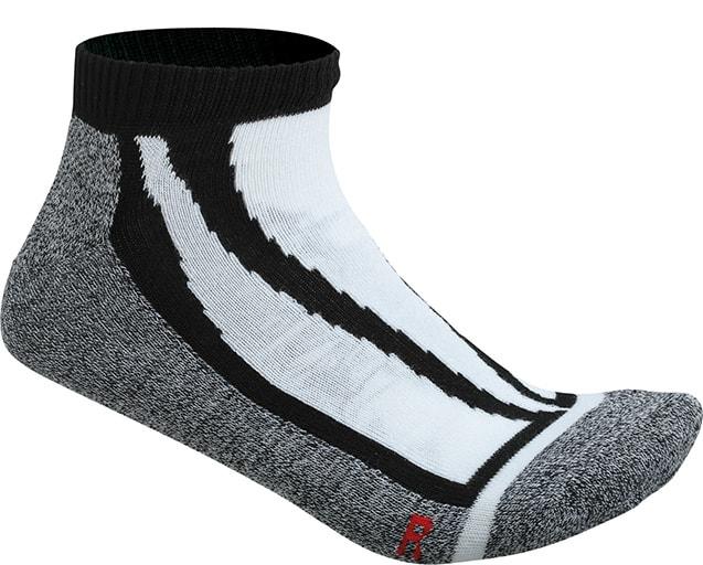 Sportovní ponožky nízké JN209 - Černá | 42-44