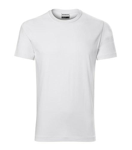Pánské tričko Resist heavy - Bílá | XXXXL