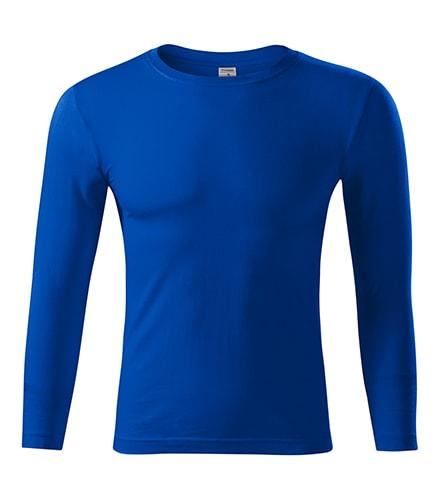 3791d6e696a Tričko s dlouhým rukávem Progress LS - Královská modrá
