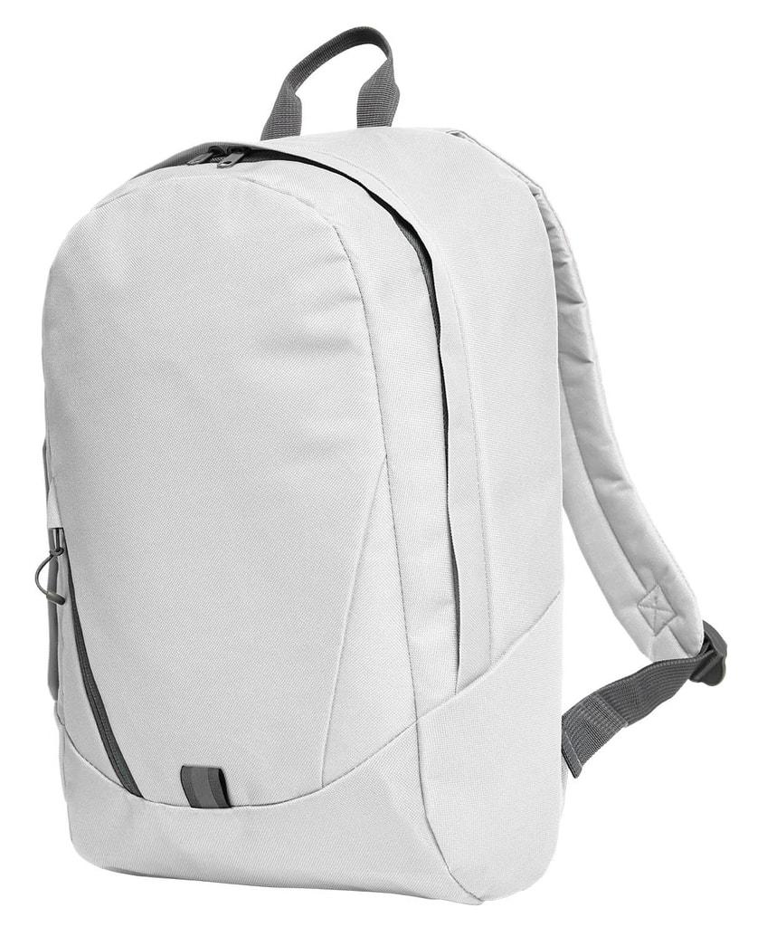 Školní batoh SOLUTION - Bílá