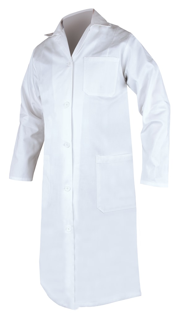 95af69d980b Pánský bavlněný plášť Pánský bavlněný plášť Bílá Pánský bavlněný plášť ...