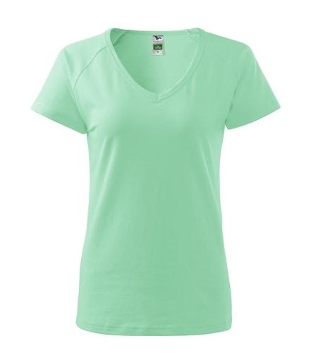 Dámské tričko Dream - Mátová | XL