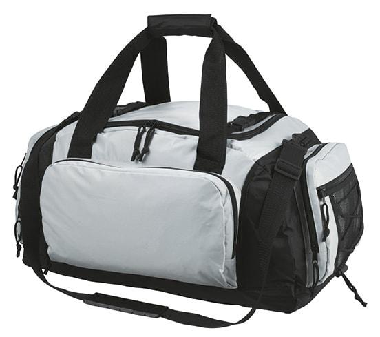 Velká cestovní taška SPORT - Světle šedá