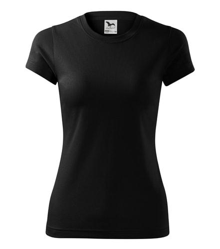 Dámské sportovní tričko Adler Fantasy - Černá | XS