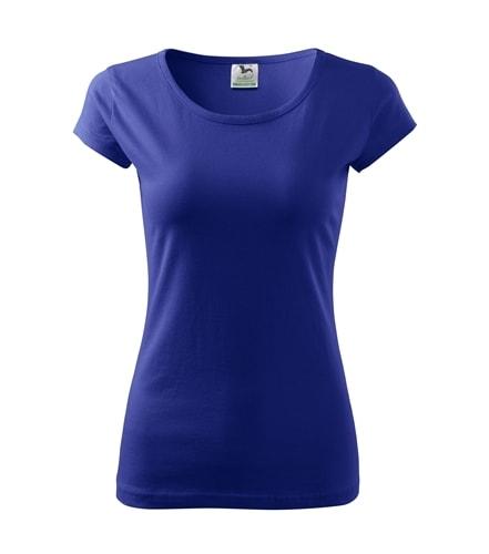 Dámské tričko Pure - Královská modrá | XXL