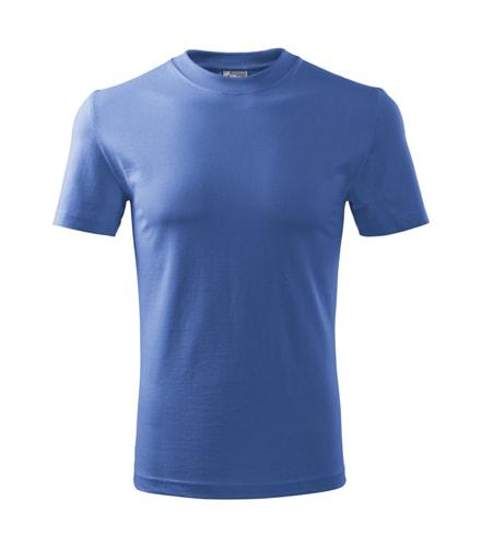 Dětské tričko Basic Adler - Azurově modrá | 158 (12 let)