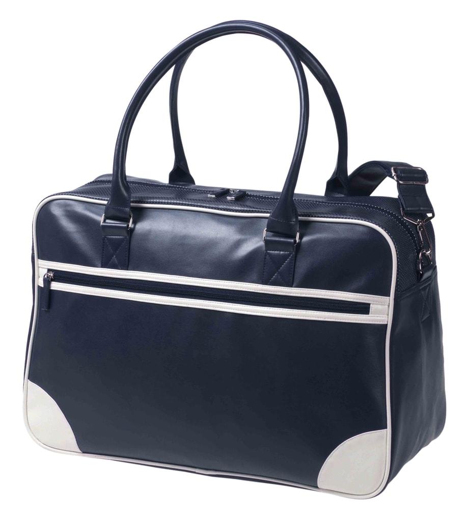 Cestovní taška RETRO - Tmavě modrá