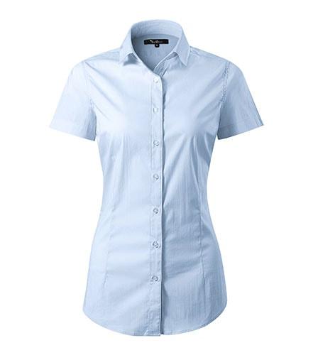 Dámská košile s krátkým rukávem Flash - DobrýTextil.cz eef94bf202