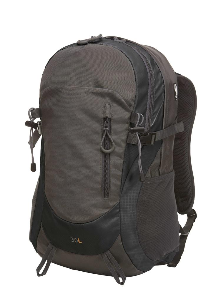 b4d5d24323d Klasicky batoh s predni kapsou cerna