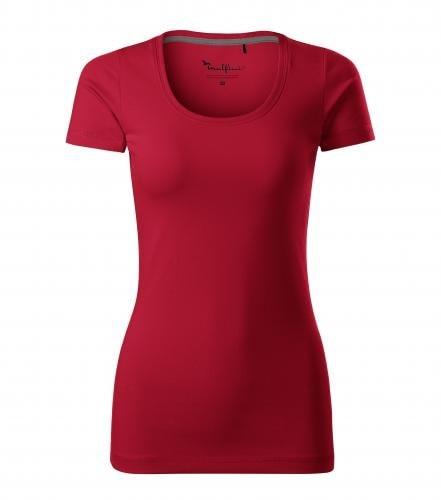 Dámské tričko Action Adler - Jasná červená   M