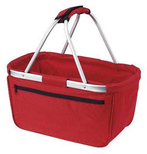 Nákupní košík BASKET - Červená