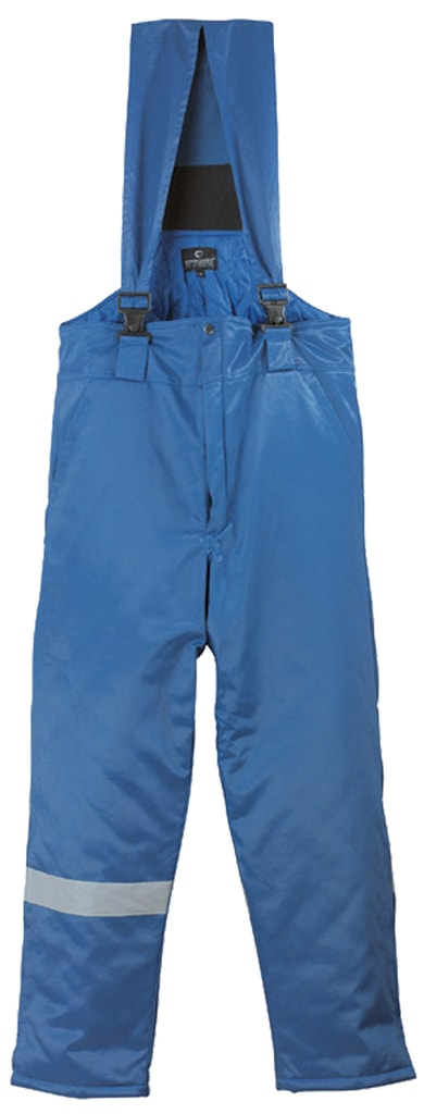 Zimní pracovní kalhoty s laclem Beaver -